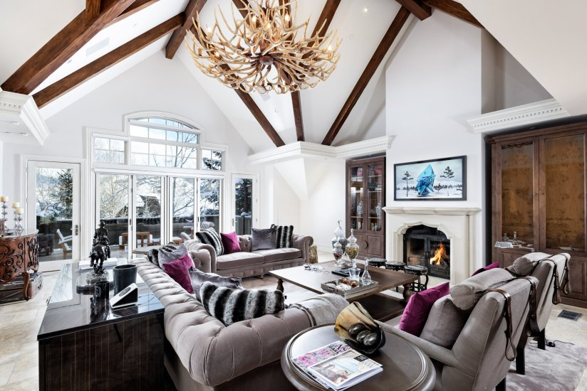 Aspen Luxury Ski in Ski out Vacation Rental