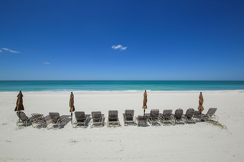 Longboat Key Beach Decking