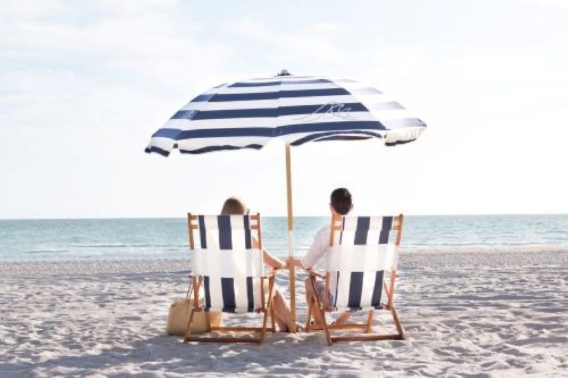 Couples at Longboat Key