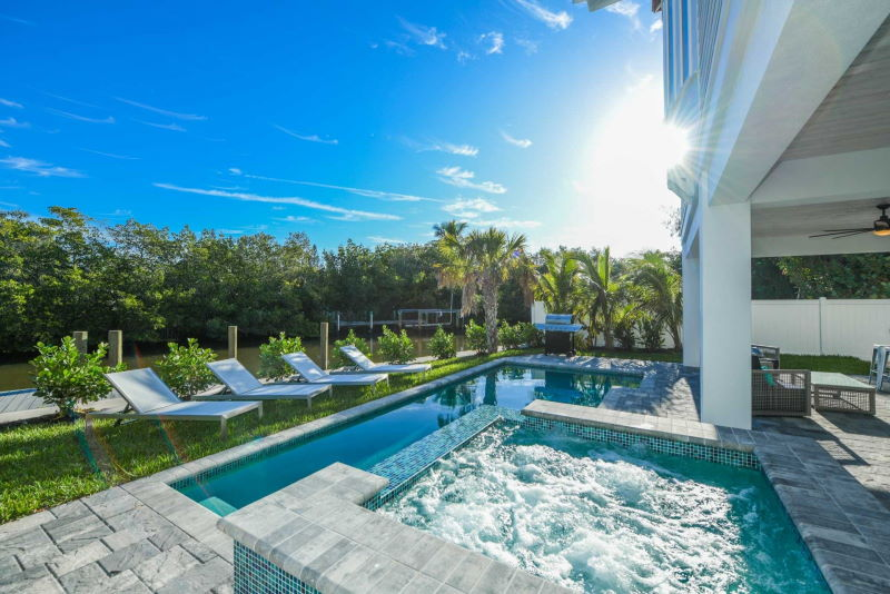 Luxury Vacation Rental with Pool