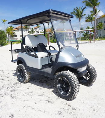 Siesta Key Golf Cart Taxi